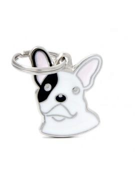 MF24 Ranskanbulldoggi(valkoinen)