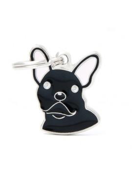 MF24 Ranskanbulldoggi(musta)